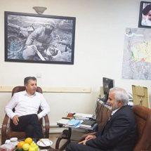 دیدار با فرماندار شمیرانات