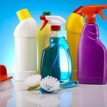 پیشگیری از مسمومیت ناشی از شویندهها و ترکیبات ضدعفونی کننده